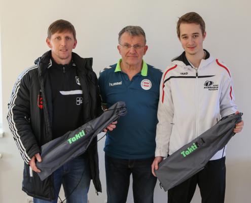 Die Gewinner des Taktikfol Gewinnspiels - danke an Jürgen Zinsmeister!!
