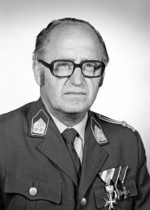 Oberst Fanz LEIDL